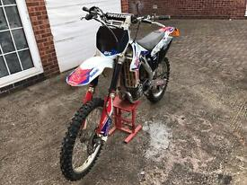 Suzuki RMZ 250 on road with V5 and day time MOT (not crf, yzf, kxf, sxf)