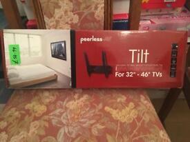 Peerless AV Tilt TV Wall Mount