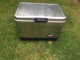 Large Coleman Cool Box