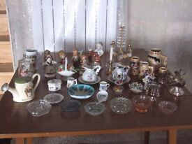 ORNAMENTS AND SMALL TRINKET DISHES