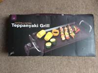 Teppanyaki Grill - never used
