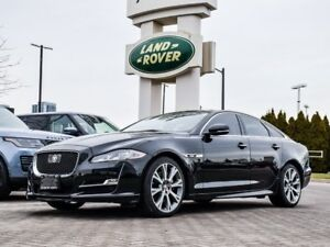2016 Jaguar XJ R-SPORT ALL WHEEL DRIVE W/20'S
