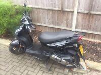 For Sale SYM SYMPLY 50cc