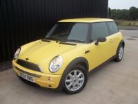 2004 mini one 1 years mot may px