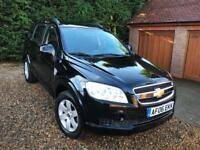 2006 Chevrolet Captiva LS Sport 2.4 Left Hand Drive/Full Chevrolet History/1 Owner/Petrol/Manual/LHD