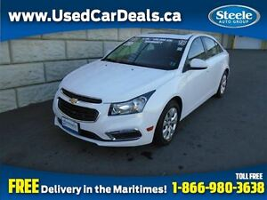 2016 Chevrolet Cruze 1LT Htd Seats Fully Equipped Sunroof