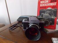 Collectors Nikon F