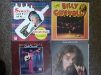 Billy Connolly LP's