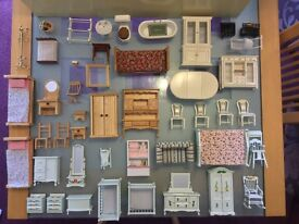 Large luxury dolls house for sale
