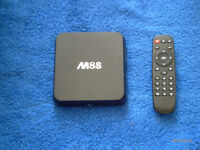 ANDROID MULTIMEDIA SMART TV BOX