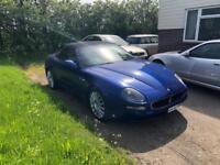 Maserati spider low miles