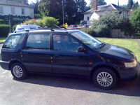 mitsubishi 6seater estate -cheap-