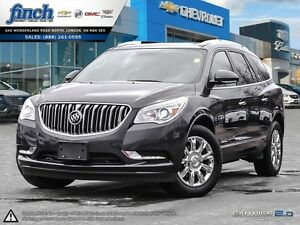 2014 Buick Enclave Leather LEATHER AWD|NAV|SUNROOF|BOSE