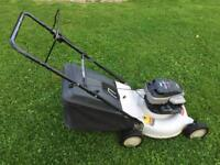 Briggs and Stratton Lawnmower with bag