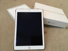 iPad Air 16gb WiFi Mint Condition Boxed USB Charger with MOFRED Case