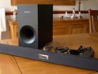 Samsung HW-J355 120W Soundbar with Bluetooth & External Sub