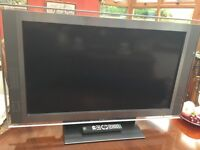 "Sony 40"" HD flatscreen TV."