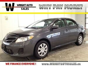 2013 Toyota Corolla CE| SUNROOF| HEATED SEATS| CRUISE CONTROL| 4