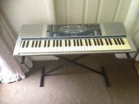 Electric keyboard with stand - Bontempi