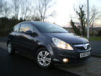 Vauxhall Corsa 1.4 i 16V Club 3dr * Full SERVICE HISTORY * 12 MONTHS MOT * 3 Months WARRANTY
