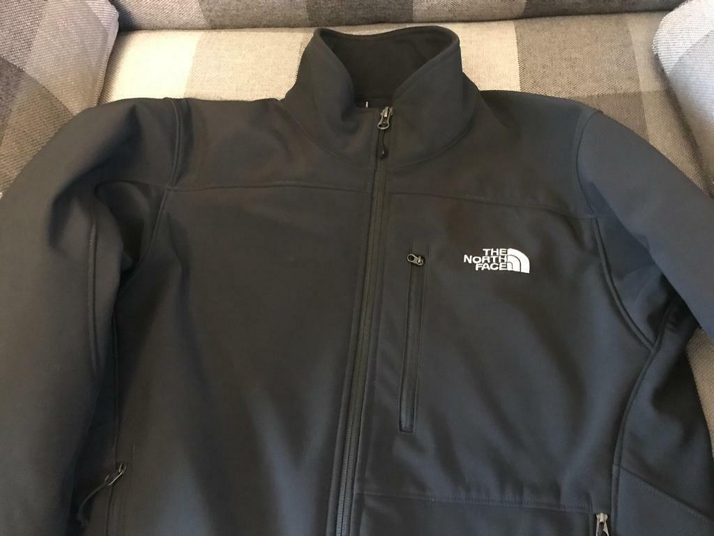 North Face men's Apex Softshell jacket