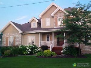 614 500$ - Maison 2 étages à vendre à Bromont