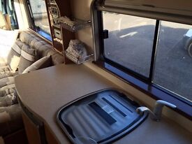 Autocruise Tempo 120 Motor Home – 2009 Peugeot Boxer Van 20,000 miles. Price £29,000