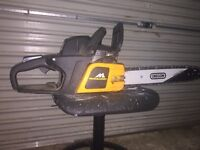 McCulloch MAC 742 43cc chainsaw