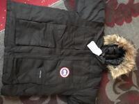Canada Goose Mens Expedition Parka Jacket xxl