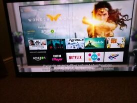 55'' LCD Smart 3D Sony TV - See picture