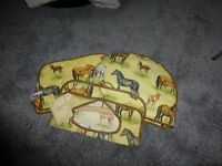 causeway HORSES/PONIES tea cosy peg bag and other? new