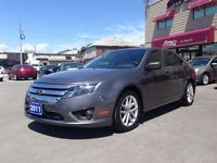 2011 Ford Fusion SEL LEATHER LOW KMS.!! BELLEVILLE $104.09 61K