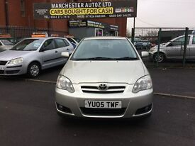 Toyota Corolla 1.4 VVT-i Colour Collection 5dr 2 FORMER KEEPER SINCE 2007