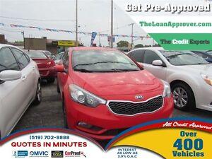 2014 Kia Forte5 2.0L EX | CAM | HEATED SEATS | SAT RADIO
