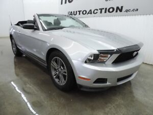 2012 Ford Mustang V6 DÉCAPOTABLE - CUIR