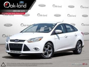 2014 Ford Focus SE|Alloy wheels|Very Low Kms