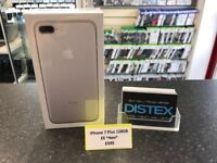 iPhone 7 Plus 128GB EE *BRAND NEW SEALED IN BOX*