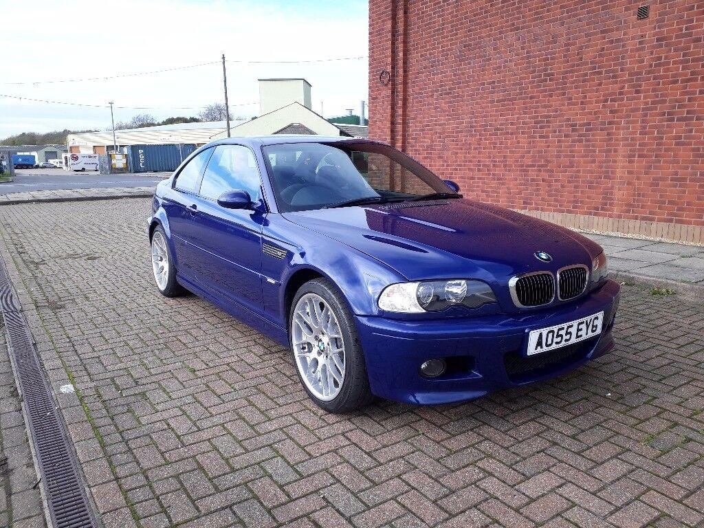 BMW E46 M3 cs Limited Edition M3cs