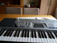 Electric Keyboard Casio CTK 496