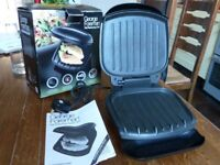 George Foreman 2 Portion Compact Grill