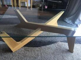 As new designer coffee table