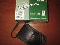 Old Halina 'Vision Mini-MZ' 35mm Compact Camera