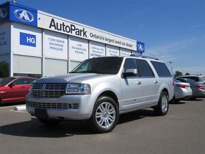 2014 Lincoln Navigator L 4WD| Nav| Sunroof| Heated leather