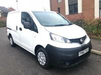 Nissan NV200 starts & drives very well
