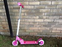 3 child scooters - sold together or individually