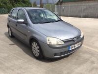 Vauxhall Corsa 1.0 i 12v Active 5dr (GENUINE LOW MILEAGE (63k) (12 MONTHS MOT) 2003