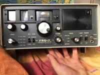 Radio receiver Yaesu musen FRG-7