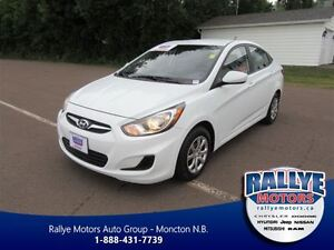 2013 Hyundai Accent GL! Heated! Traction! Bluetooth!