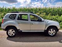 Dacia Duster 2014 1.5dCi 110 Laureate 5dr Estate - 34,000 miles