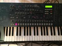 KORG MS2000 analogue modelling synthesiser